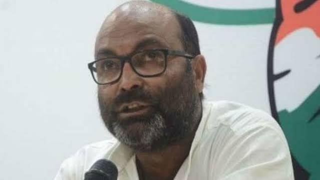 अजय कुमार लल्लू को गैरकानूनी ढंग से जेल भेजने के खिलाफ महाअभियान चलाएगी कांग्रेस