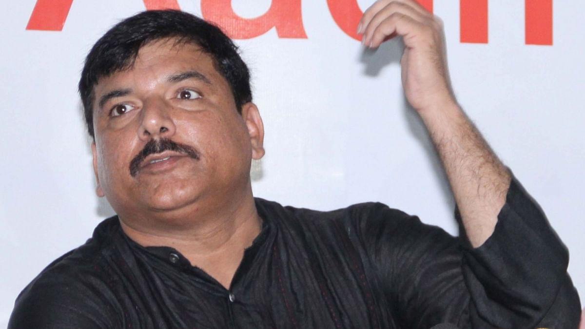 आप सांसद संजय सिंह 33 श्रमिकों को प्लेन से आज ले जाएंगे पटना