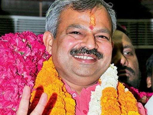 Delhi BJP President Adesh Kumar