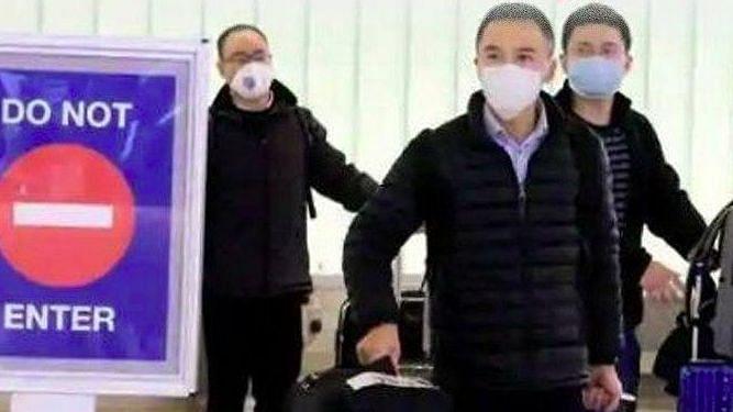 दिल्ली के होटलों में अब चीनी नागरिकों की No Entry