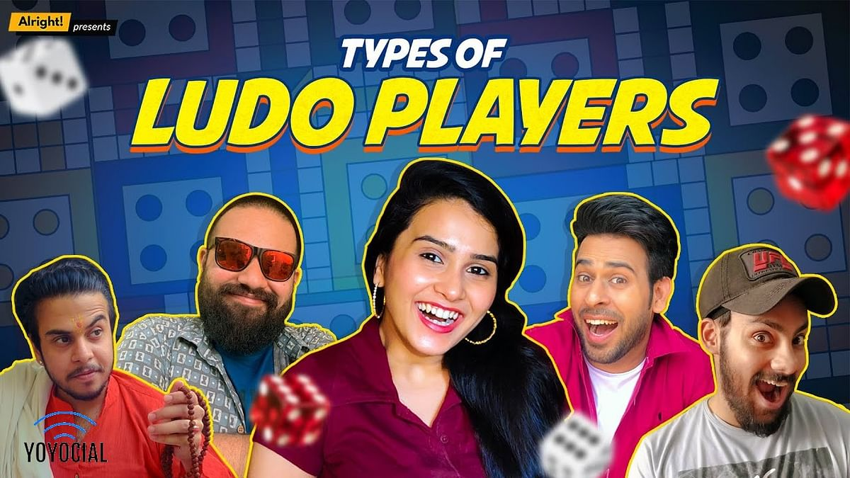 Types Of Ludo Players | Ft. Anushka Sharma, Akhilesh Vats, Harshpal Singh, Qabeer Singh & Manan
