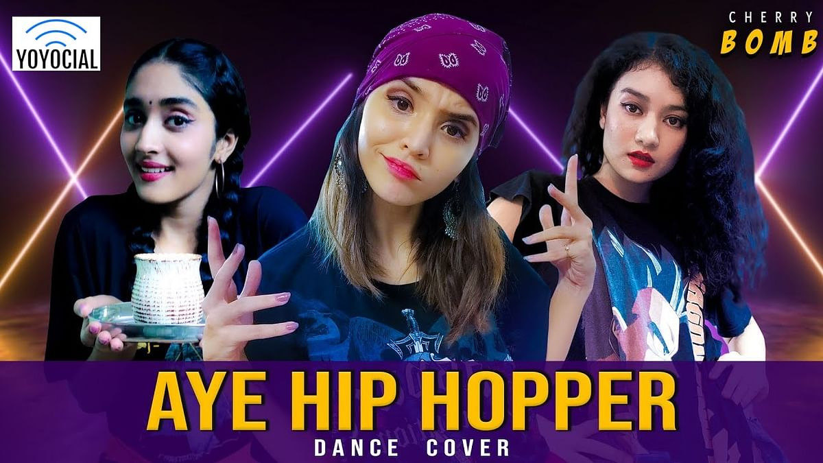 Cherry Bomb - Aye Hip Hopper | Bollywood Dance Choreography | Hattke​