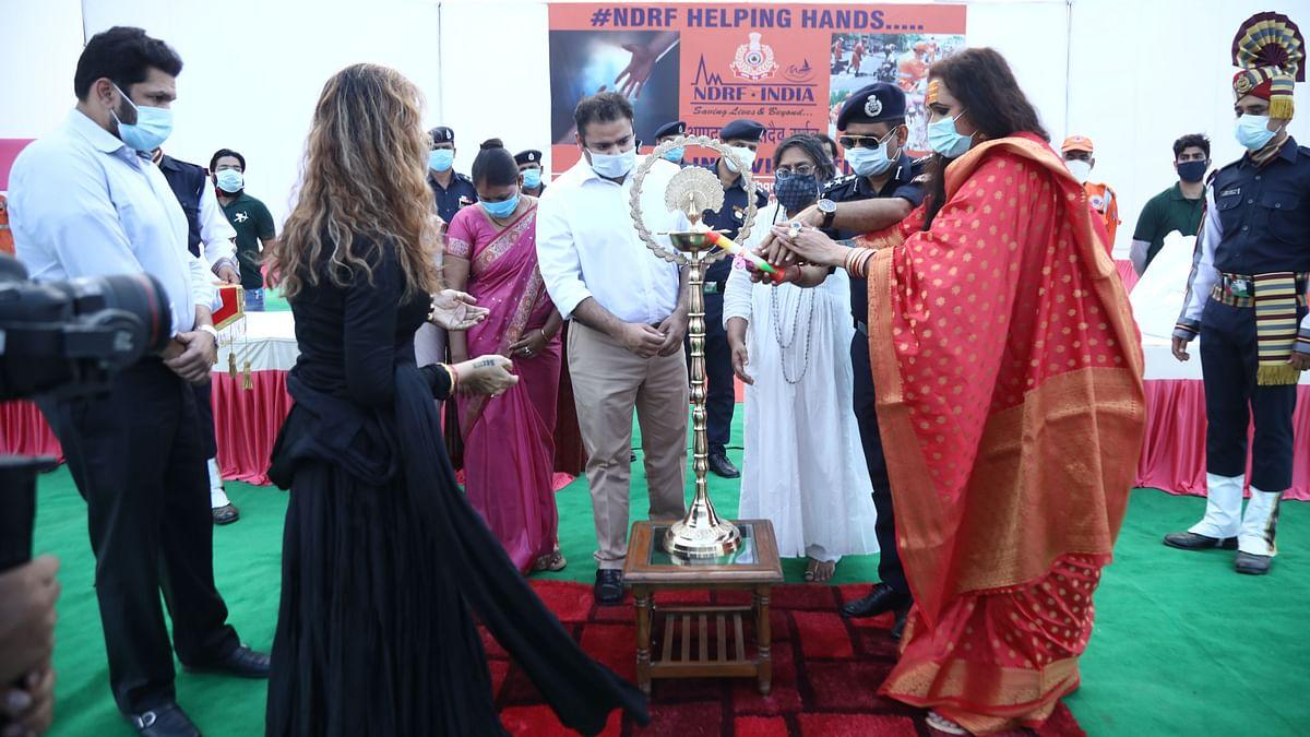 दिल्ली : शेफ विकास खन्ना 'बरकत' के जरिए भर रहे हजारों लोगों का पेट...