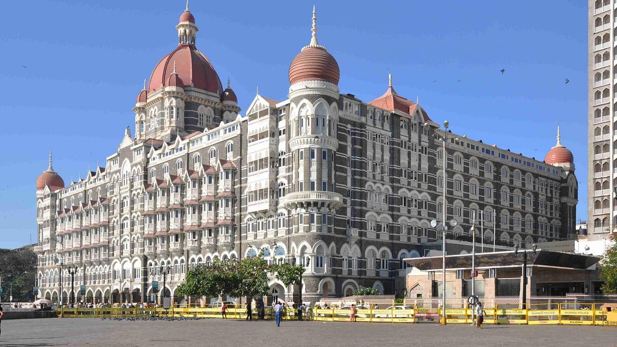 मुंबई के ताज होटल को उड़ाने की धमकी, सुरक्षा कड़ी की गई, पकिस्तान से आई कॉल
