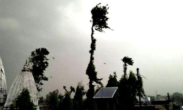 मौसम विभाग ने चेताया, निसर्ग तूफान महाराष्ट्र से टकराने को है... बताया और किन राज्यों में रहेगा असर...