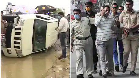 Kanpur Shootout: सुप्रीम कोर्ट में UP Police का विस्तृत जवाब, विकास दुबे और उसके साथियों का एनकाउंटर फर्जी नहीं