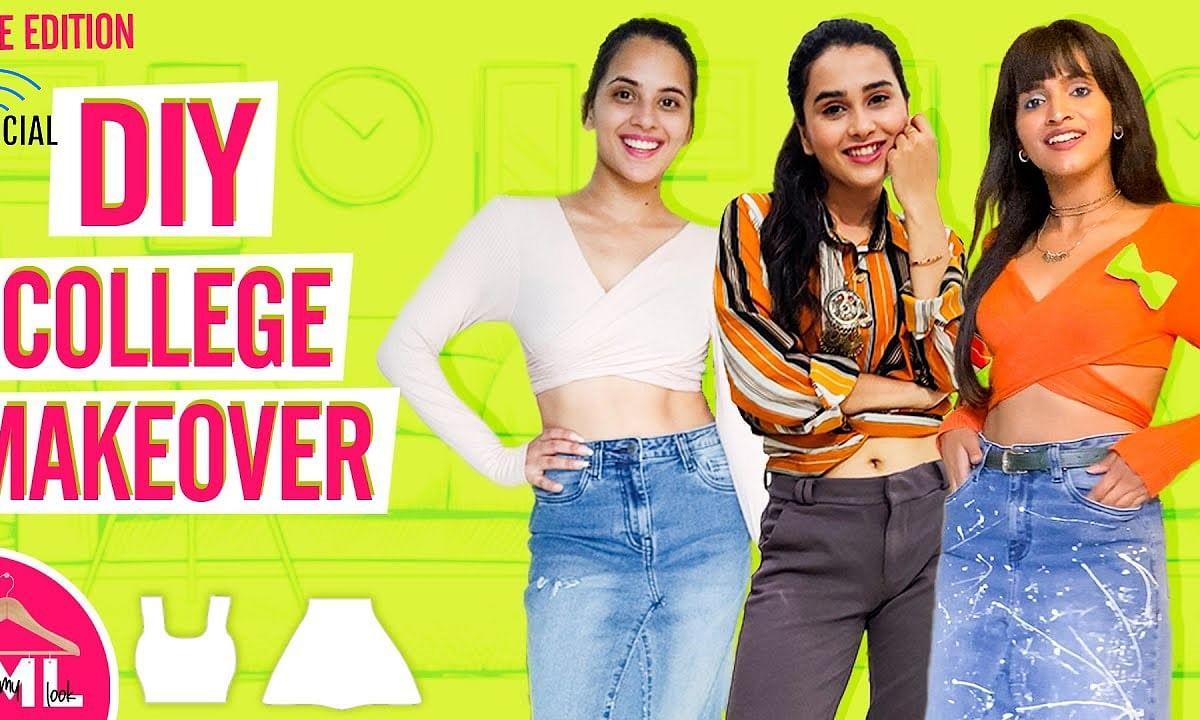 LIT   Budget Makeover Challenge For College Girls Ft. Anushka Sharma