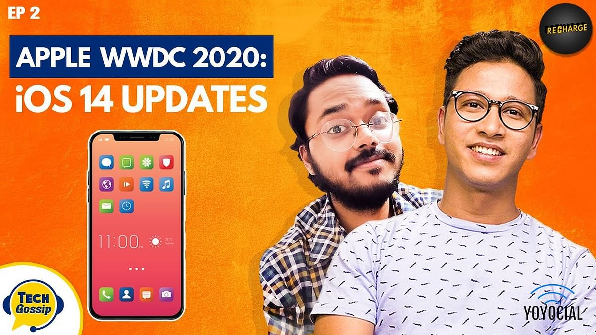 iOS 14 Update & Top Features - WWDC 2020 [Tech Gossip#2 with Mr. Phone] | ft. The Geeky Monk