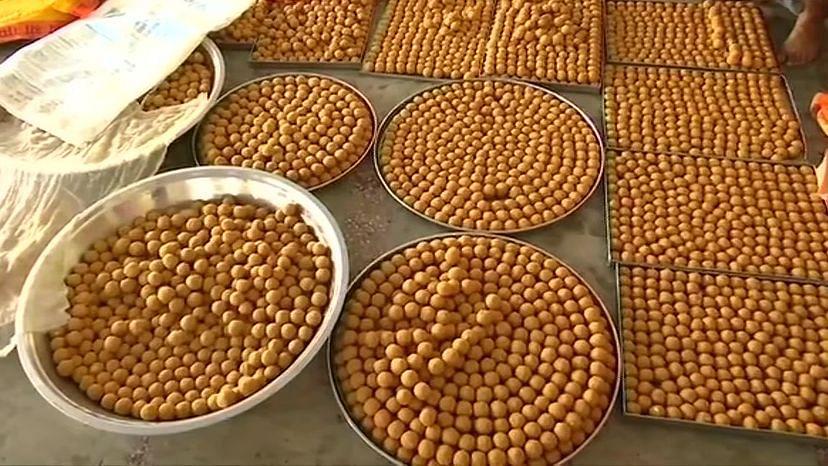 111 थाल और 1 लाख 11 हजार लड्डू... अयोध्या में भूमि पूजन की तैय्यारियाँ युद्ध स्तर पर