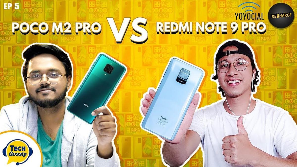 Poco M2 Pro vs Redmi Note 9 Pro - Camera Comparison