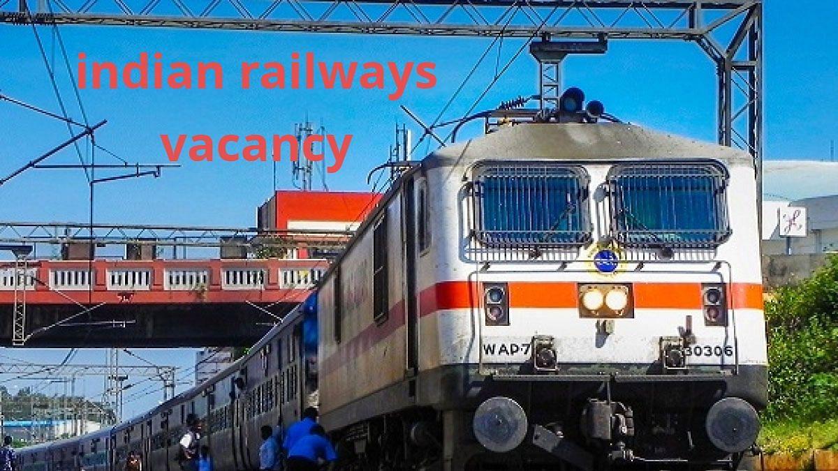 रेलवे में नौकरी का सुनहरा मौका, 41 पदों पर निकली वैकेंसी, डिटेल्स यहां जानें...