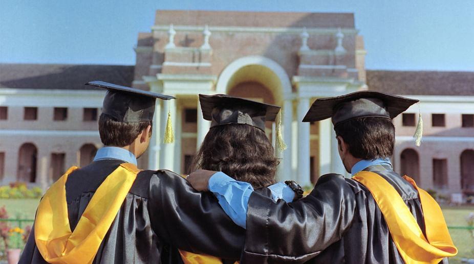Higher Education: symbolic photo