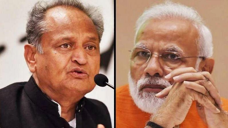 राजस्थान संकट सुलझाने को लेकर गहलोत ने खटखटाया प्रधानमंत्री-राष्ट्रपति का दरवाजा