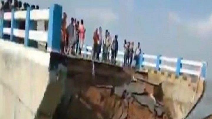 बिहार में पुल टूटा तो तेजस्वी ने किया तंज- 'खबरदार! अगर किसी ने इसे नीतीश जी का भ्रष्टाचार कहा तो? ...'