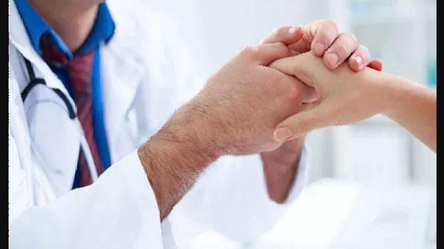 आइसोलेशन वार्ड में कोरोना पॉजिटिव युवती ने संक्रमित डॉक्टर पर लगाया छेड़छाड़ का आरोप