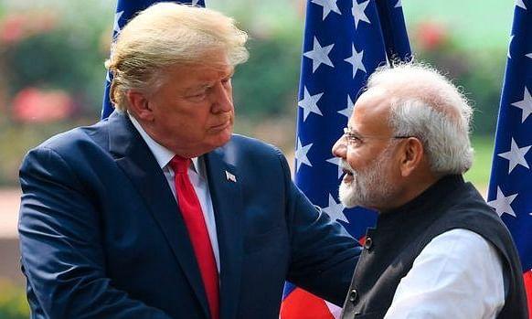 मोदी-ट्रंप का याराना सोशल मीडिया पर छाया, मोदी अमेरिका को देते हैं बधाई, तो ट्रंप भारत पर लुटाते हैं प्यार
