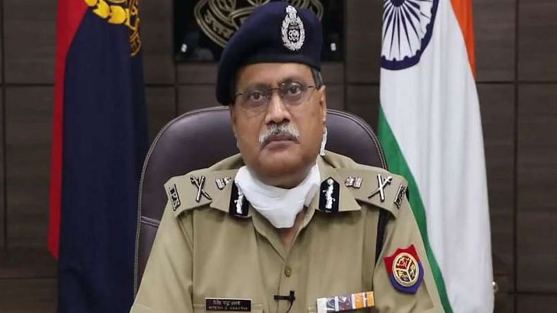 UP DGP Hitesh Chandra Awasthi