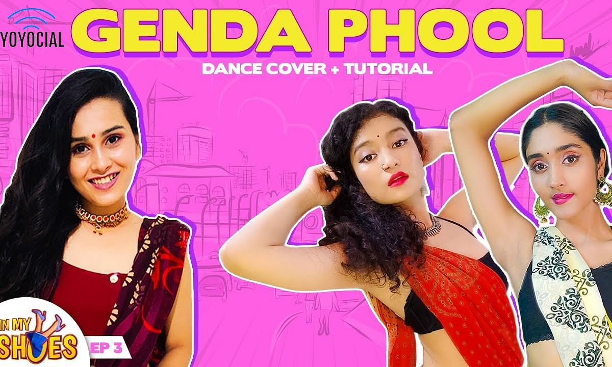 Hattke​ Video: Genda Phool Dance Choreography by Cherry Bomb