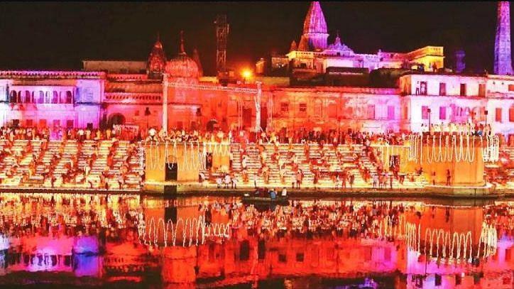 राम मंदिर भूमिपूजन: दीयों की रोशनी से जगमग होगी अयोध्या नगरी, दो दिन चलेगा अखंड रामायण का पाठ