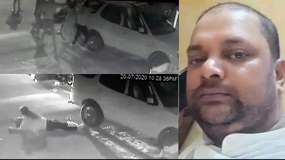 UP: भांजी से छेड़छाड़ की शिकायत करने पर पत्रकार को मारी गोली, चौकी इंचार्ज सस्पेंड, 9 गिरफ्तार