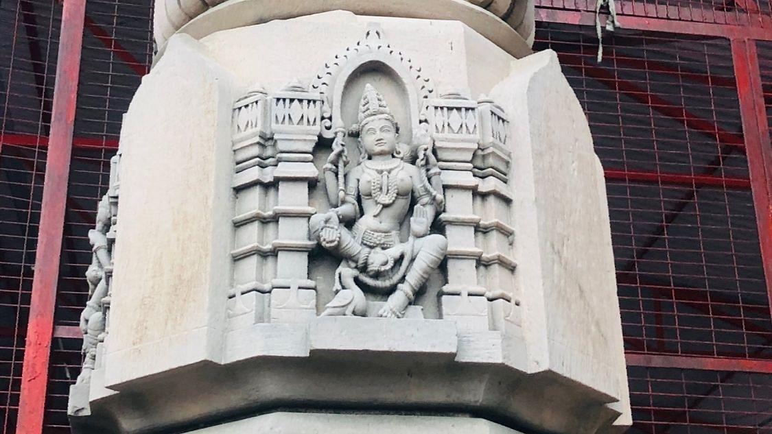 राम मंदिर 161 फीट ऊंचा होगा और इसमें 5 गुंबद होंगे :कामेश्वर चौपाल