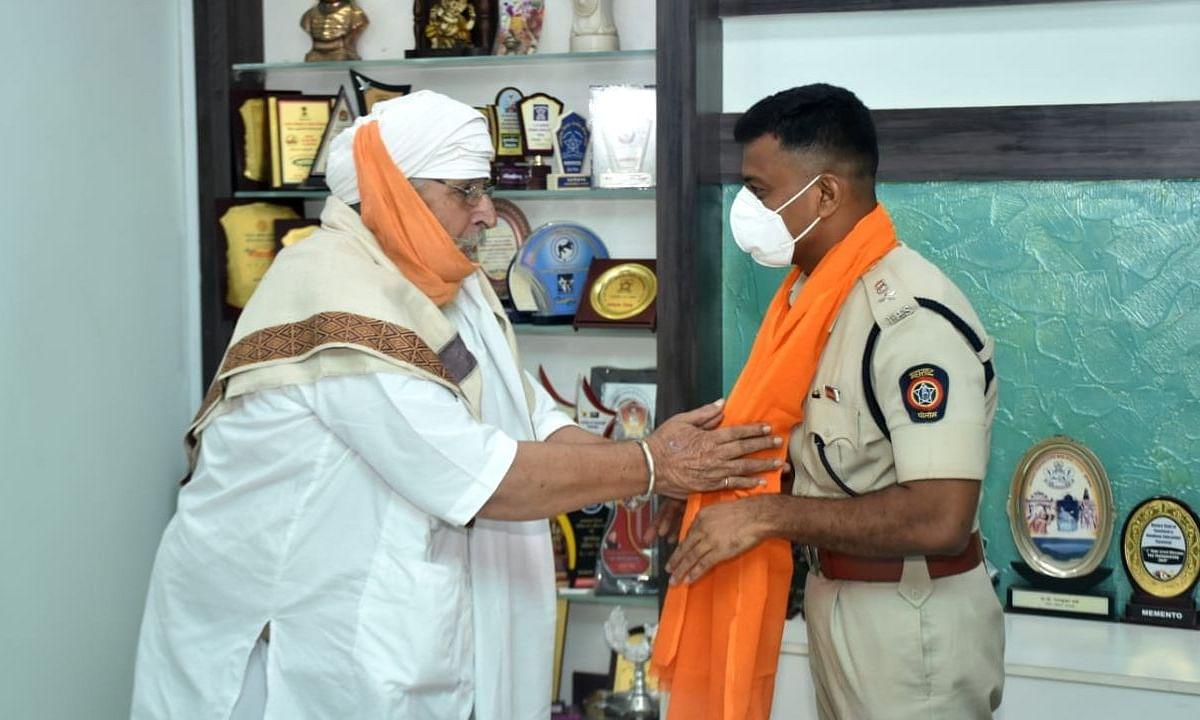 महाराष्ट्र के एनजीओ ने लॉकडाउन में मसीहा बने मददगारों को सम्मानित किया