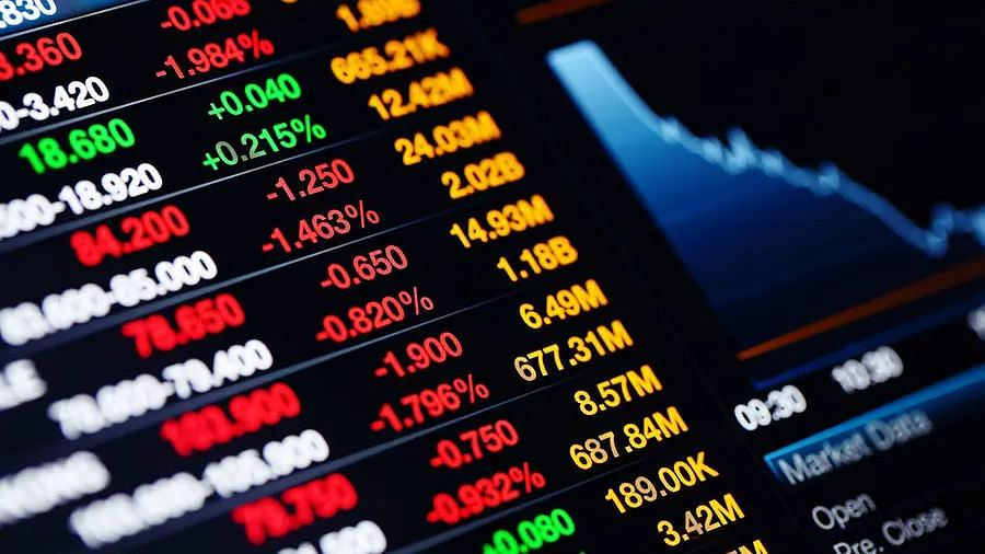 घरेलू शेयर बाजार की मजबूत शुरुआत, सेंसेक्स 200 अंक उछला