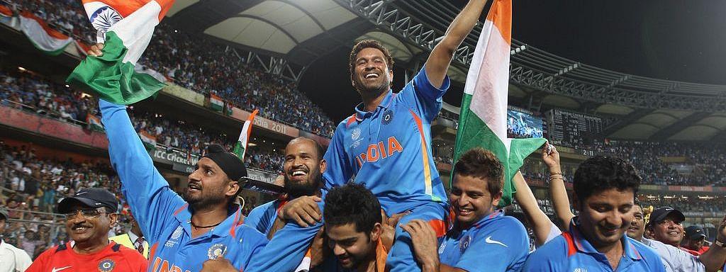 2011 विश्व कप को लेकर बोले विराट कोहली, वह खिताब हमारी तरफ से सचिन पाजी को तोहफा था