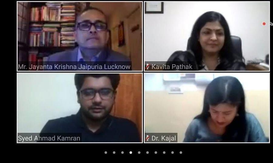 जयपुरिया ने किया 'वाइट पेपर' का आयोजन, स्टूडेंट्स ने लिया हिस्सा, बिजनेस और प्रॉब्लम्स के नए फॉर्मूले सुझाए