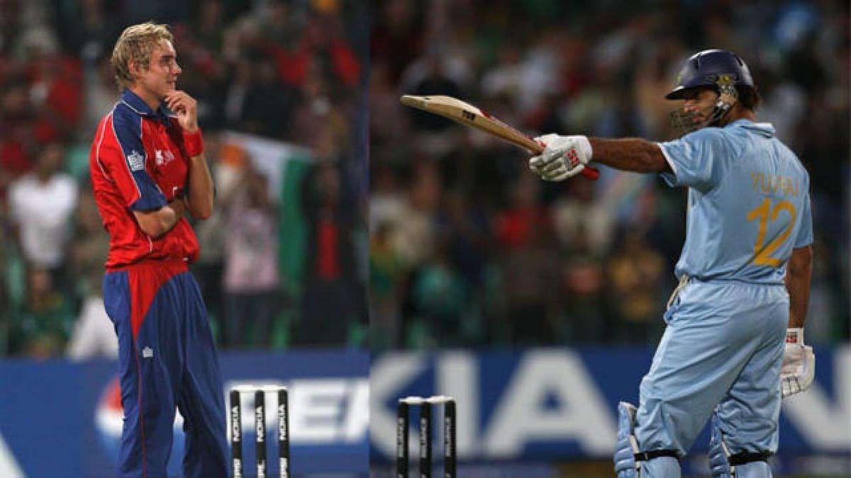 स्टुअर्ट ब्रॉड को लेकर युवराज सिंह ने दिया बड़ा बयान, कहा मज़ाक नहीं है 500 विकेट