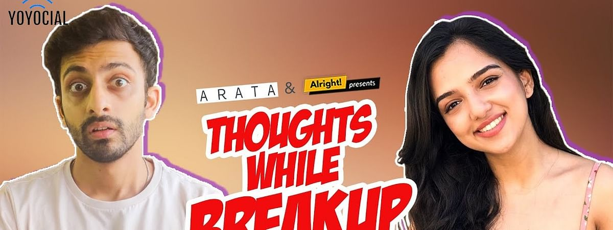Thoughts While Breakup: Part 1