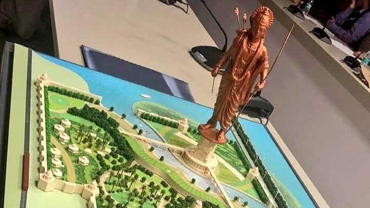 अयोध्या विकास प्राधिकरण की बैठक खत्म, राम मंदिर के नक्शे को मिली मंजूरी