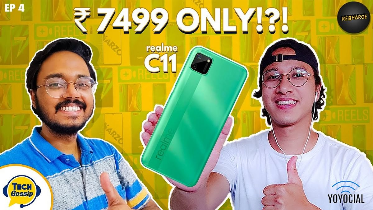 Realme C11 Review - Smartphone in budget