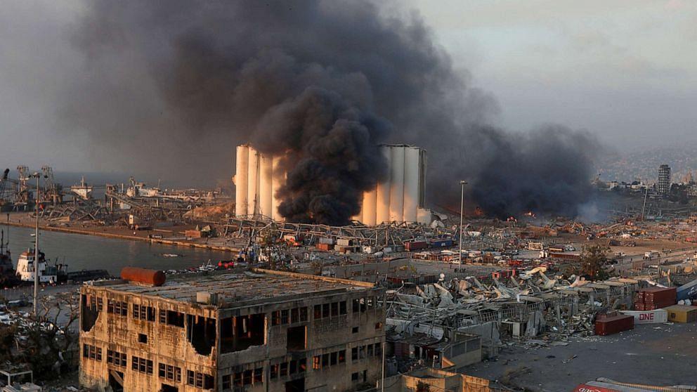 लेबनान: बेरूत ब्लास्ट में जर्मन राजनयिक की मौत, 5 भारतीय भी जख्मी हुए, अब तक 137 मौतें