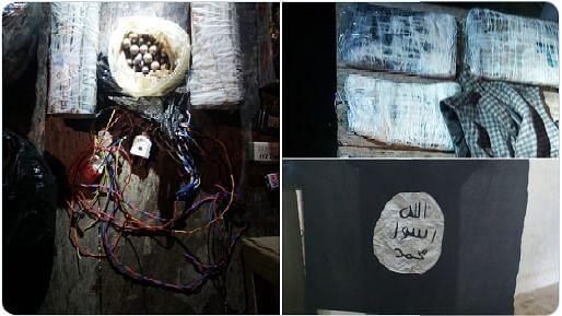 बलरामपुर: ISIS आतंकी अब्दुल यूसुफ खान के घर से आत्मघाती जैकेट और विस्फोटक बरामद