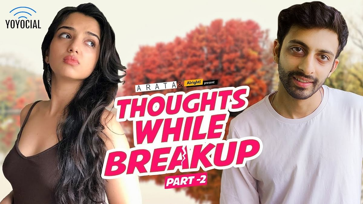 Thoughts While Breakup : Part 2