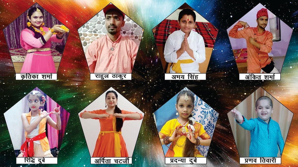 देशभर ने राम मंदिर भूमिपूजन को उत्सव जैसा मनाया, अंजलि फिल्म प्रोडक्शन ने किया खास कार्यक्रम...सभी राममय होकर झूमे