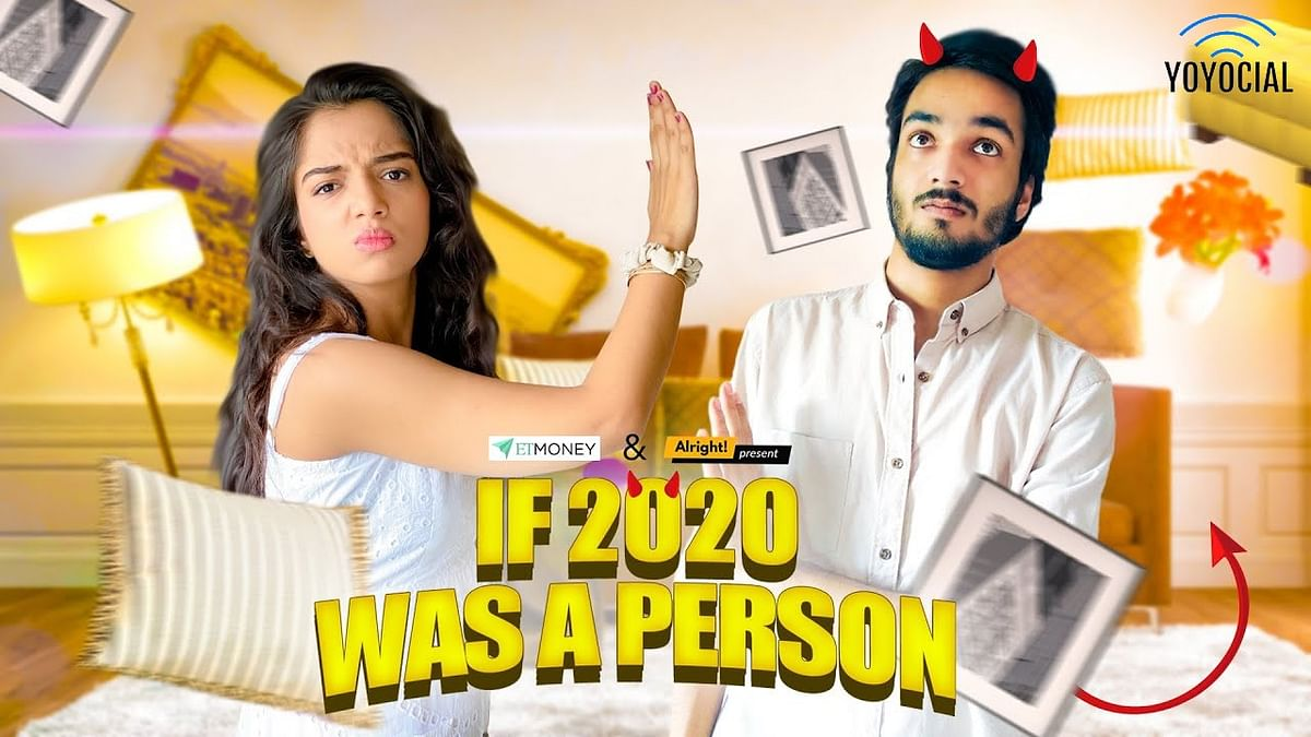 Alright Video: If 2020 Was A Person..