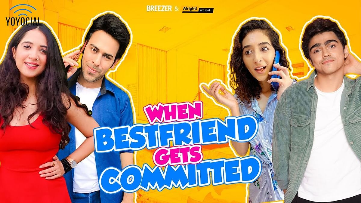 When Best Friends Get Committed..