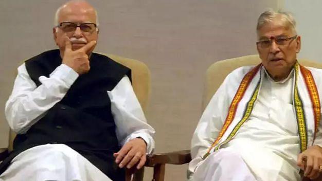 भूमि पूजन में नहीं होंगे राम मंदिर आंदोलन के प्रमुख स्तंभ आडवाणी और जोशी ! ये है वजह...