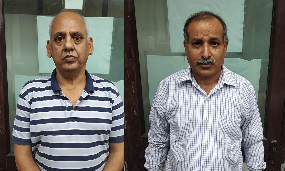 दिल्ली : आम्रपाली आद्या ट्रेडिंग एंड इन्वेस्टमेंट कंपनी के सीएमडी, निदेशक धोधाधड़ी के आरोप में गिरफ्तार