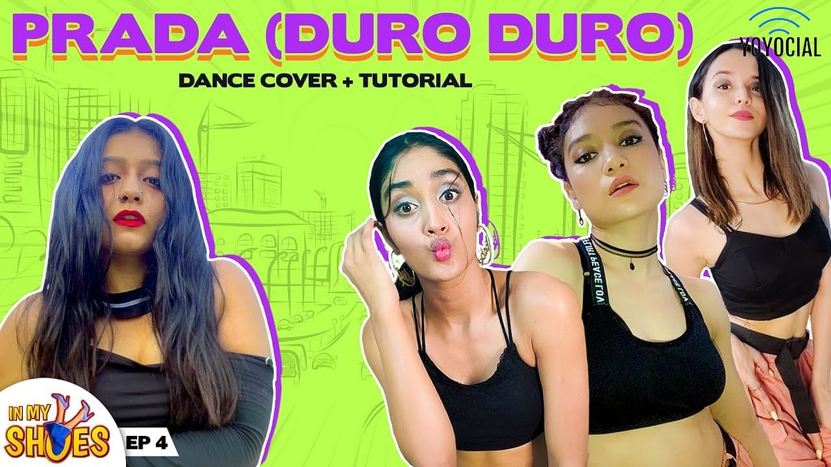 Prada (Duro Duro) Dance Choreography by Cherry Bomb