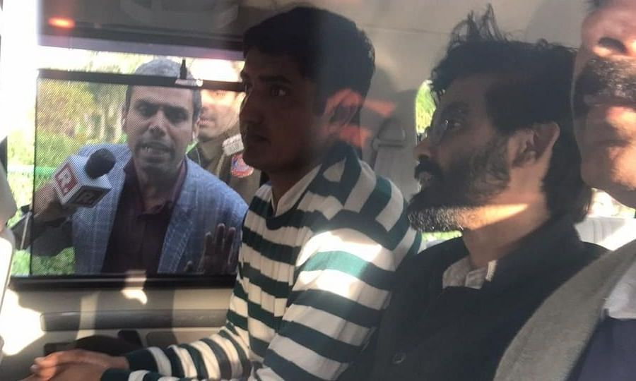 दिल्ली दंगा: JNU का स्कॉलर शर्जील इमाम गिरफ्तार