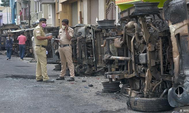 बेंगलुरु के दंगा प्रभावित इलाकों में 15 अगस्त तक धारा 144 लागू