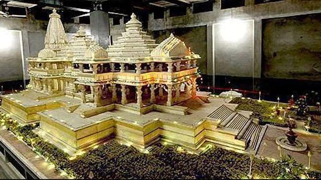 पूर्व निःशक्त जन आयुक्त का मंदिर निर्माण समिति के अधिकारियों को पत्र, कहा- दिव्यांगों के लिए भी सुलभ बनाया जाए श्री राम मंदिर