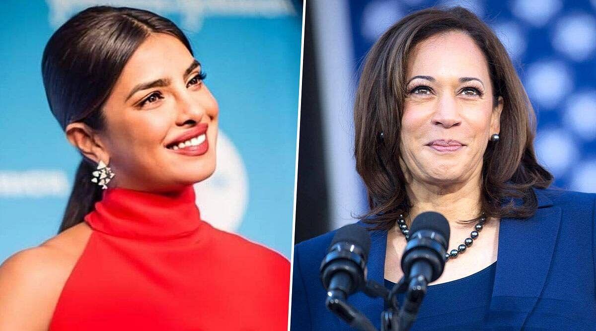US elections: प्रियंका चोपड़ा ने कहा- कमला हैरिस का चयन परिवर्तनकारी और महिलाओं के लिए गर्व का पल