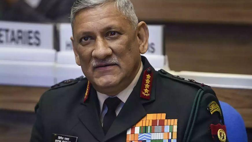 जनरल बिपिन रावत ने की नई शिक्षा नीति की तारीफ, सेना के लिए बताया महत्वपूर्ण