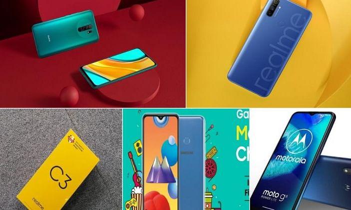ये 5 स्मार्टफोन्स हैं आपके बजट में..बेहतरीन फीचर्स के साथ परफेक्ट डिजाइन में लॉन्च हुए इस साल...