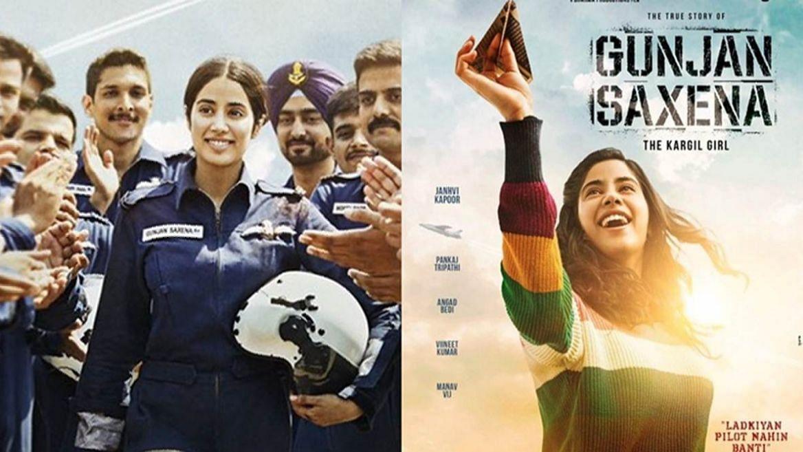 'गुंजन सक्सेना: द कारगिल गर्ल' में लिंगभेद के चलते वायु सेना ने जताई आपत्ति