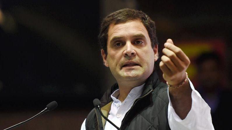 JEE-NEET: 'मन की बात' पर राहुल का तंज, कहा- 'परीक्षा पर चर्चा' के बजाय 'खिलौने पर चर्चा' कर गए पीएम मोदी
